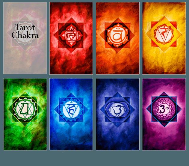 tarot de los chakras