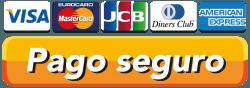 Pago seguro con tarjetas
